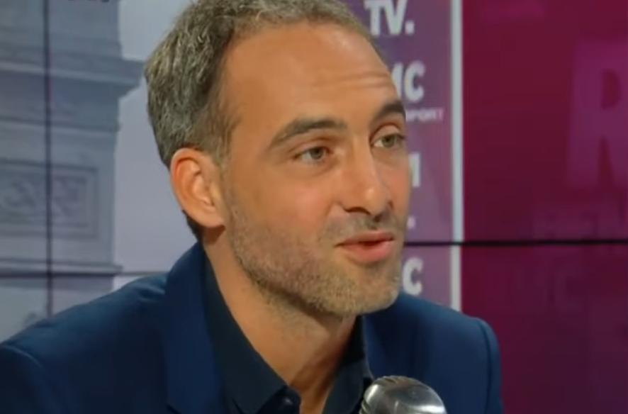 """Raphaël Glucksmann : """"Eric Zemmour a ce que les autres semblent avoir perdu : la flamme"""" (VIDEO)"""