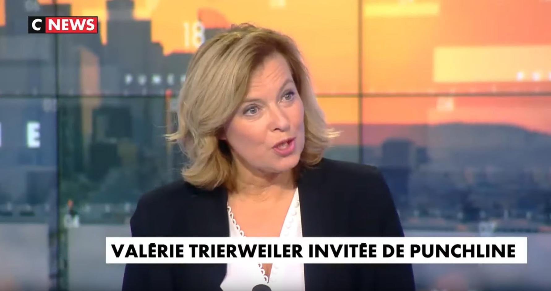 Valérie Trierweiler boycotte CNEWS car Zemmour y entre : deux bonnes nouvelles pour la chaîne ! (VIDÉO)