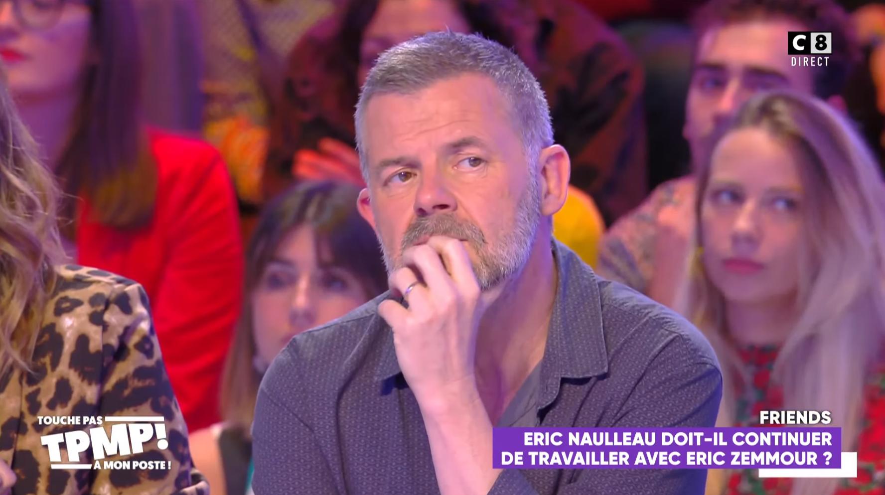 Éric Naulleau doit-il continuer à travailler avec Éric Zemmour ? (VIDÉO)