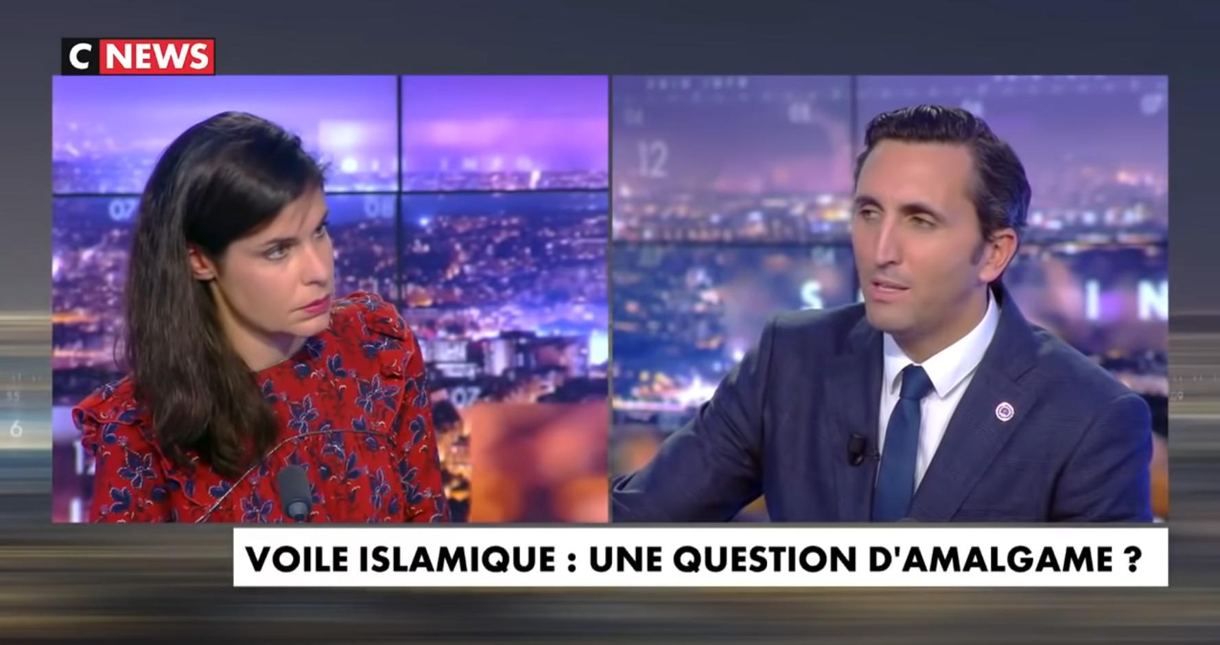 """Julien Aubert : """"Le sujet derrière le voile, c'est le sujet du multiculturalisme"""" (VIDÉO)"""