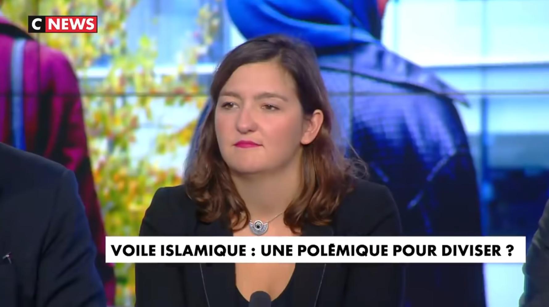 """Jouissif ! Une féministe en prend plein la figure sur le plateau de """"L'Heure des Pros"""" (VIDÉO)"""