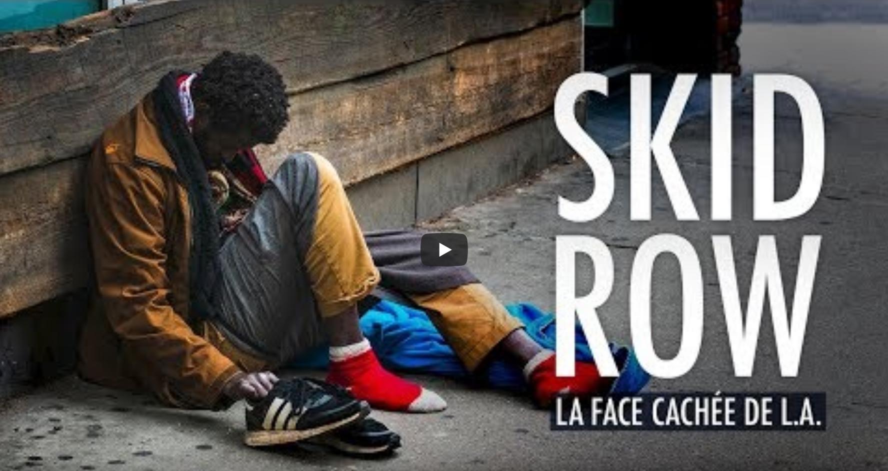 Skid Row, la face cachée de Los Angeles-la-Démocrate/Progressiste/Diverse (REPORTAGE)