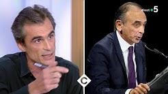 """""""C à Vous"""" s'intéresse au """"cas Éric Zemmour"""" (VIDÉO)"""