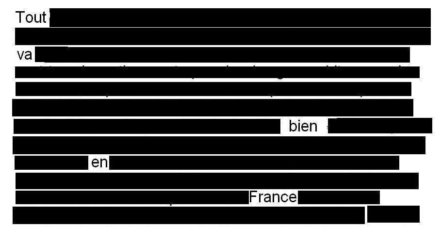 La France et ses administrations criminelles