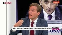 Gros clash entre Erik Tegnér et Babette de Rozières sur Eric Zemmour (VIDÉO)