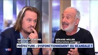 """Geoffroy Lejeune : """"Il faut assumer une discrimination contre ceux soupçonnés d'être radicalisés"""" (VIDÉO)"""