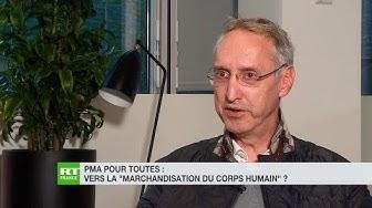 PMA sans père : vers la « marchandisation du corps humain » (l'ex-député PS Jean-Philippe Mallé)