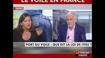 Pascal Praud et Robert Ménard réclament l'interdiction du voile islamiste en France (VIDÉO)