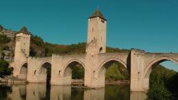 Lot : À la découverte du pont du Diable de Cahors