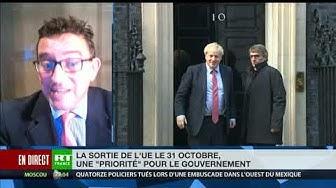 Brexit : « La Reine ne posera pas d'objections aux plans de Boris Johnson » (VIDÉO)