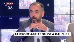 """Robert Ménard affirme qu'Eric Zemmour """"ne sera jamais candidat"""" (VIDÉO)"""