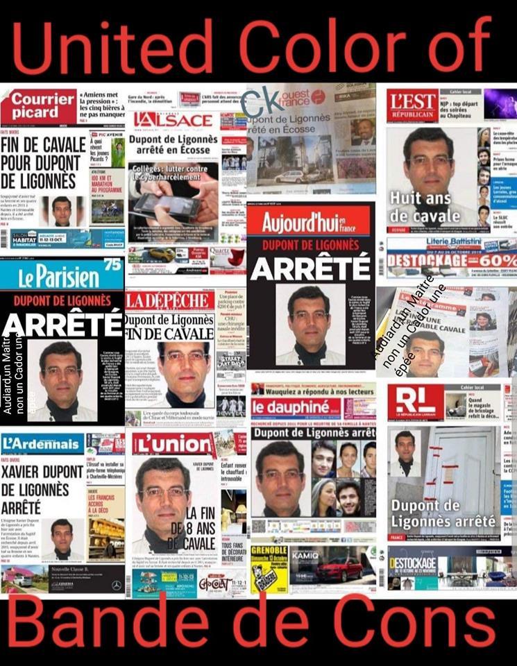 Affaire Dupont de Ligonnès : tous les merdias ont relayé la Fake News