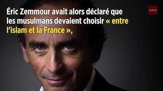 Liberté d'expression : Après sa condamnation, Éric Zemmour saisit la CEDH