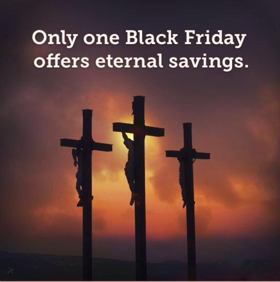 Le seul Black Friday qui compte