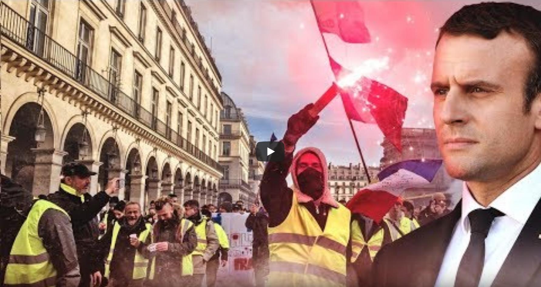 Macron et les Gilets jaunes, l'histoire secrète (DOCUMENTAIRE)