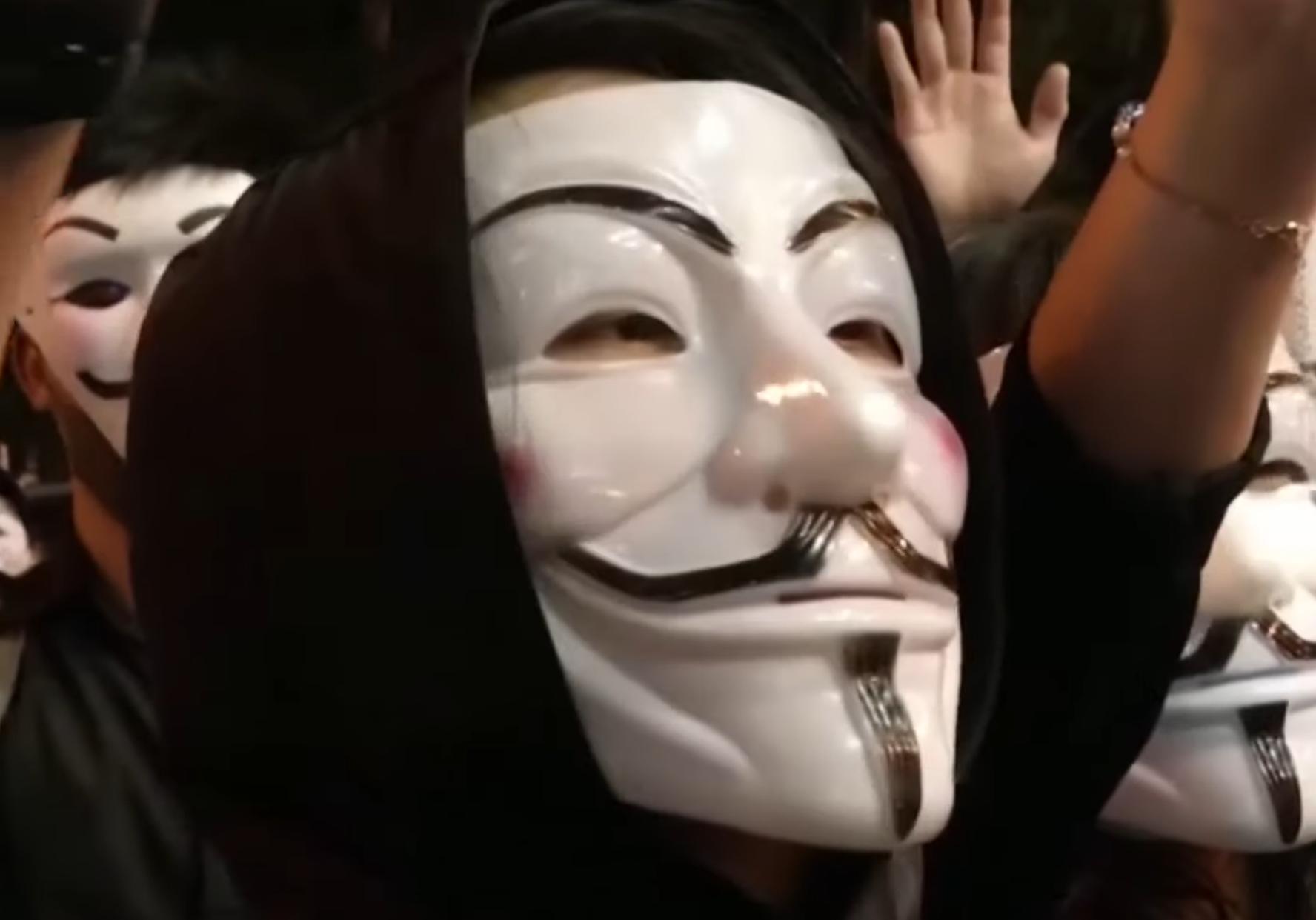 Comment Guy Fawkes est devenu un symbole de protestation ?