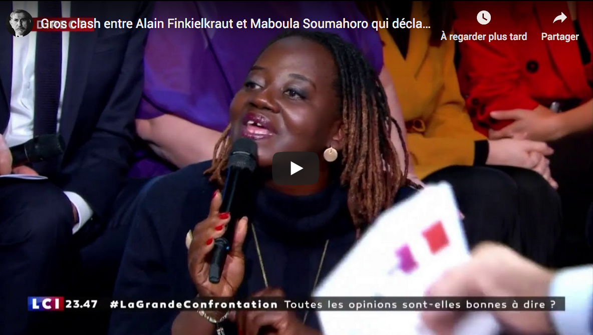 Encore une belle semaine pour la liberté d'expression en France
