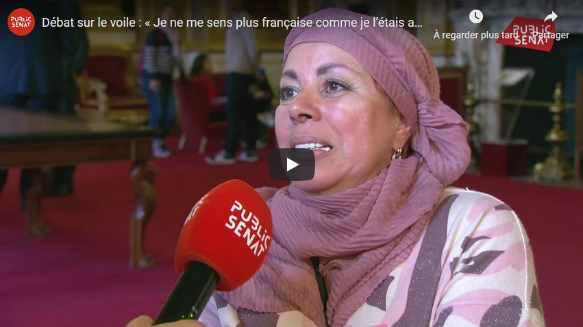 Chantage islamiste suite au débat sur le voile : « Je ne me sens plus française comme je l'étais auparavant » (Ben voyons !)