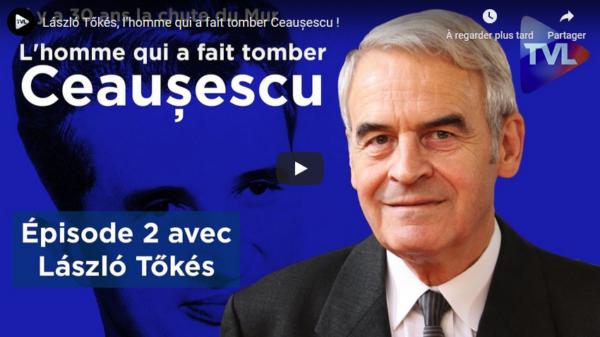 Rencontre avec László Tőkés, l'homme qui a fait tomber Ceaușescu (ENTRETIEN)
