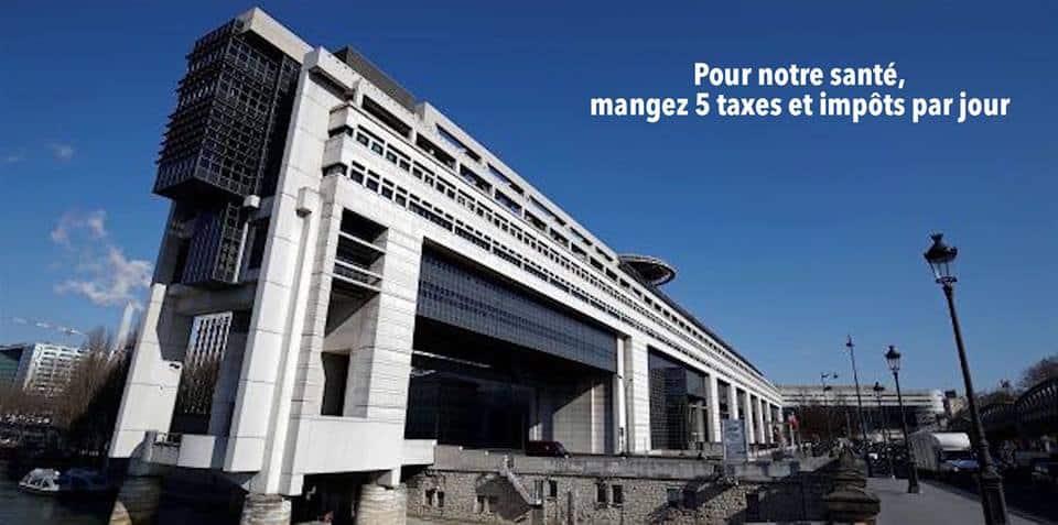 [Redite] État Macron : panique, désolation mais taxes à gogo