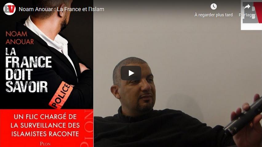 """Noam Anouard, ex-RG spécialiste de l'islamisme : """"La France doit savoir"""" (VIDEO)"""