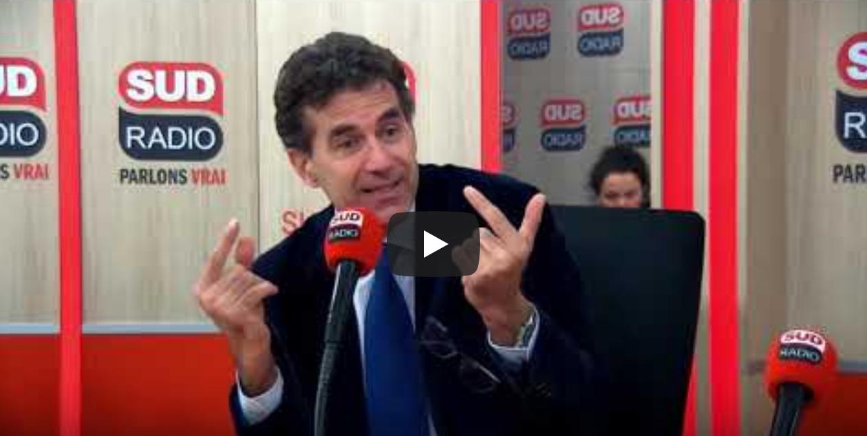 """Alexandre Del Valle : """"L'alliance avec les islamistes ne paye jamais"""" (VIDÉO)"""