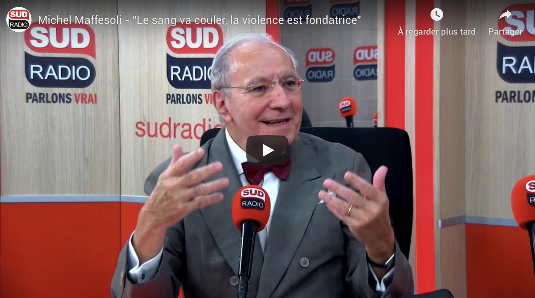 """Michel Maffesoli : """"L'abstention montre la saturation d'un idéal démocratique"""""""