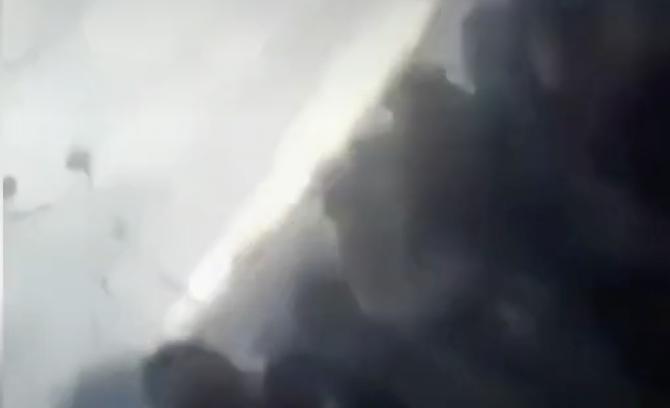 Oise : un lycée pris d'assaut par des casseurs (VIDÉO)