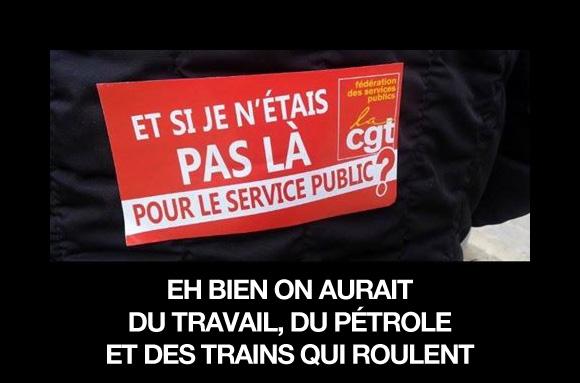 Les fameuses méthodes des syndicats français