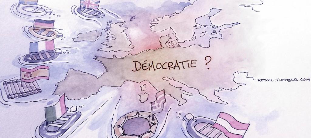 La démocratie est l'expression de la volonté générale !