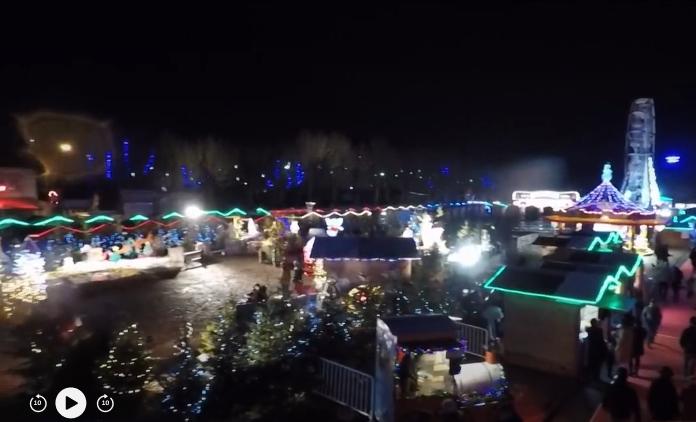 Nord : le marché de Noël de Fourmies dynamise le centre-ville (VIDEO)