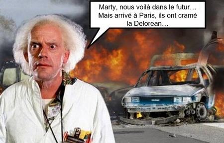 La République du Bisounoursland fête dignement 2020 (en cramant 2020 voitures ?)