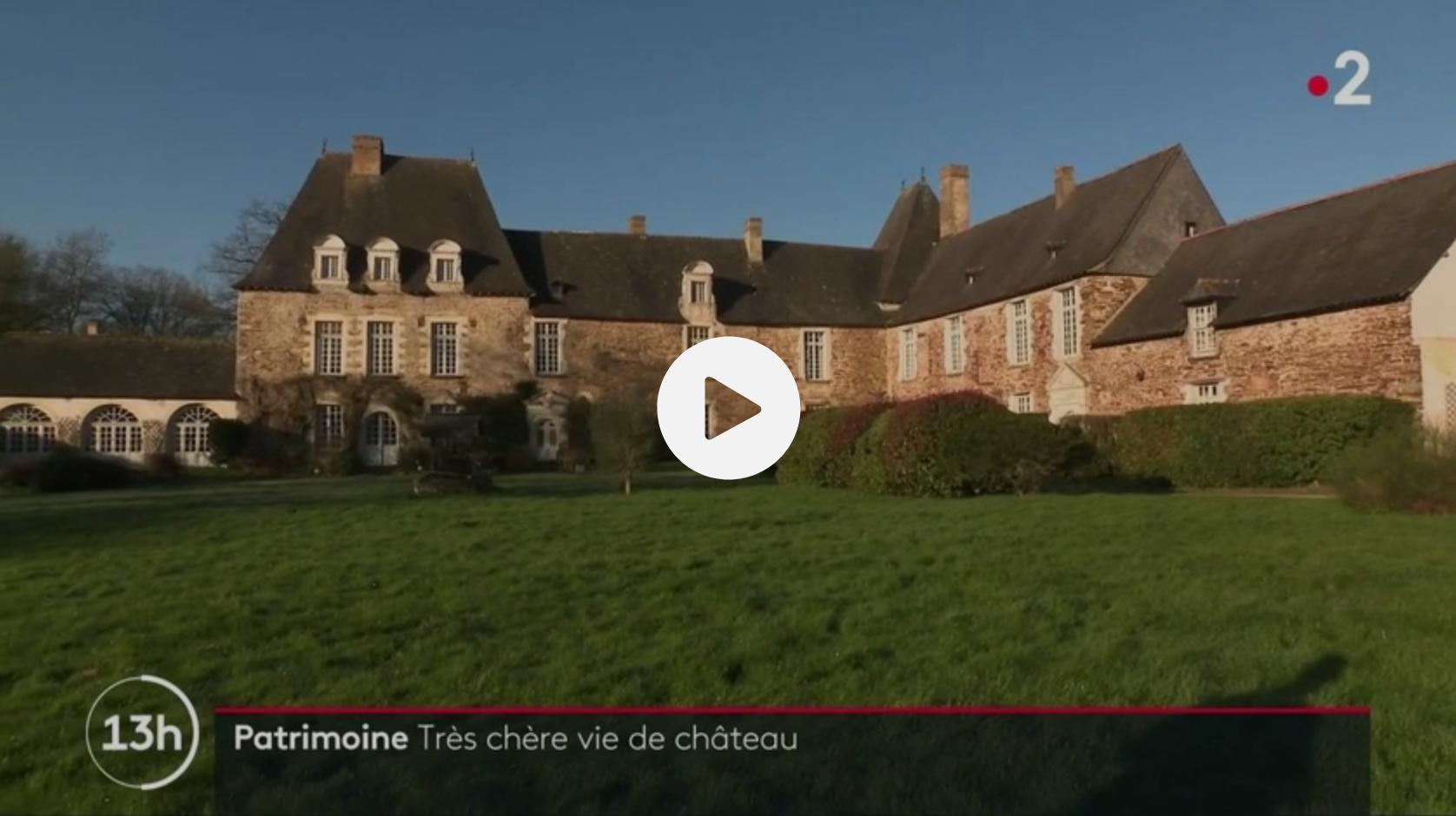 Patrimoine : le prix des châteaux au plus bas en France