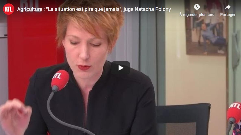 """Agriculture : """"La situation est pire que jamais"""" (Natacha Polony)"""