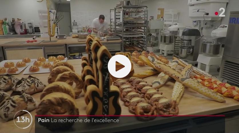 Coupe du monde de la boulangerie : en coulisses avec l'équipe de France (VIDÉO)