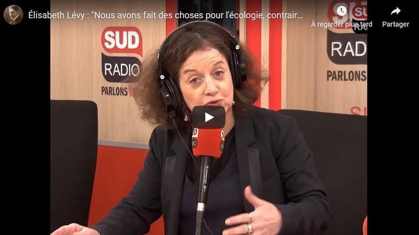 """Élisabeth Lévy : """"La violence augmente. Les policiers qui manifestaient ne déliraient donc pas"""" (VIDÉO)"""