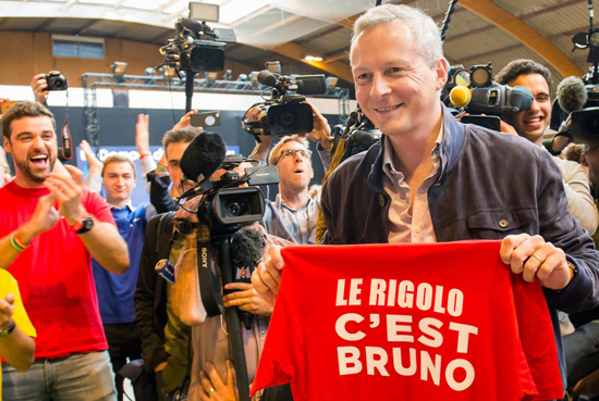 Bruno Le Maire, le running gag gouvernemental
