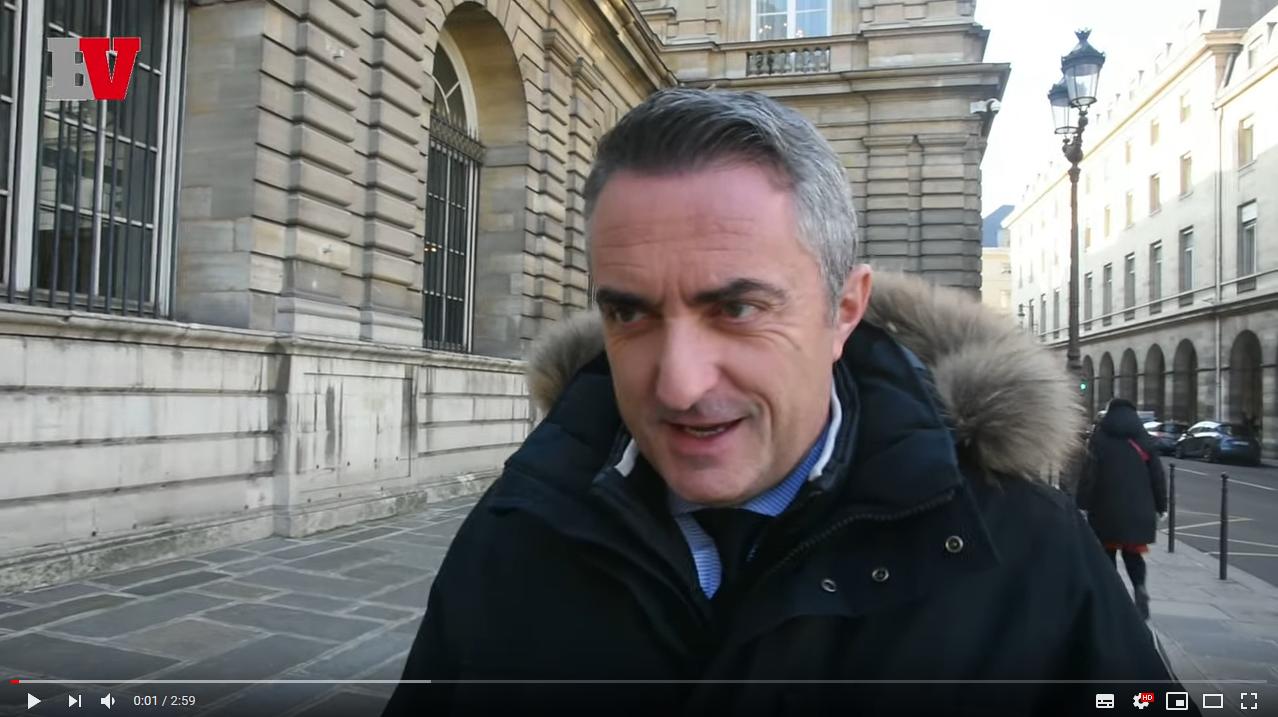 """Stéphane Ravier : """"Cette loi bioéthique est une régression"""" (VIDÉO)"""