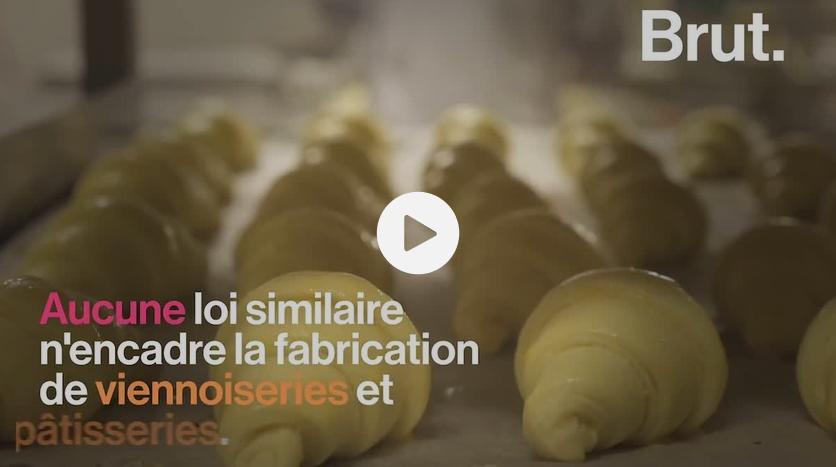 À Nice, un boulanger se bat contre les viennoiseries industrielles