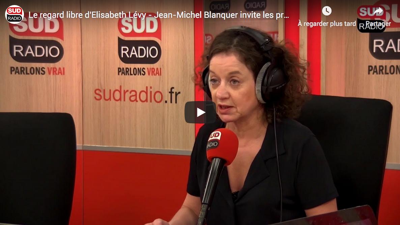 Élisabeth Lévy : «L'abandon de 'Charlie' s'explique par la peur» (VIDÉO)