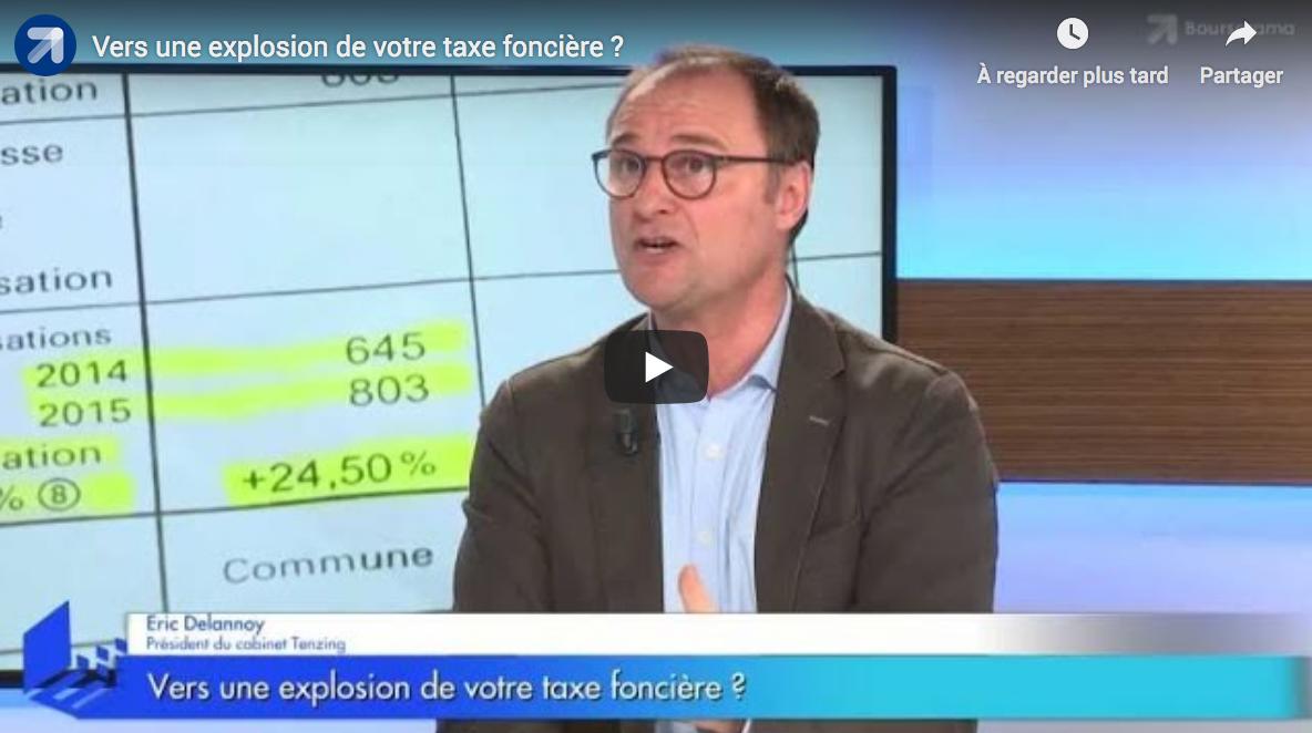Vers une explosion de votre taxe foncière ?