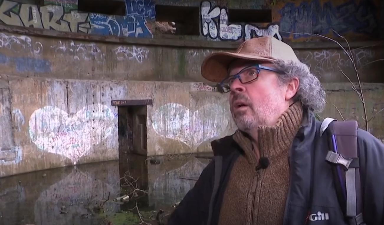 Patrimoine : des bunkers, vestiges de la Seconde Guerre mondiale menacés par le temps (REPORTAGE)