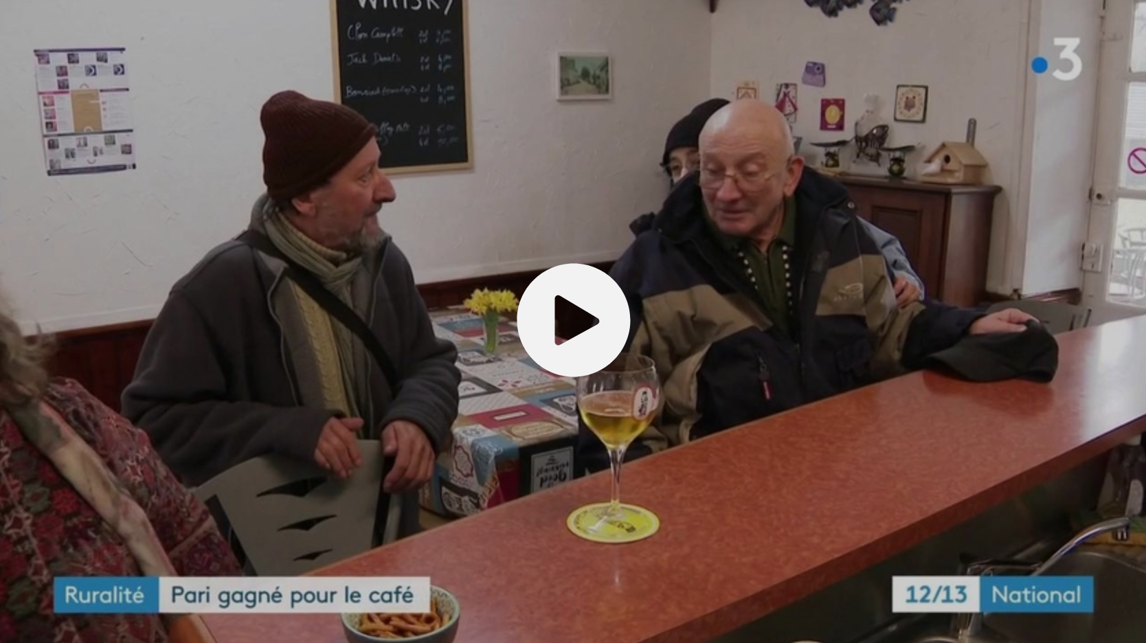 Côte-d'Or : un café multi-usage pour la communauté (ENTREPRENEURIAT LOCAL)