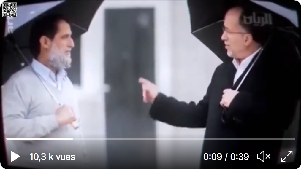 """L'imam de la mosquée de Poitiers : """"Nous voulons faire de notre centre de Poitiers une nouvelle étape de la conquête musulmane"""" (VIDÉO)"""