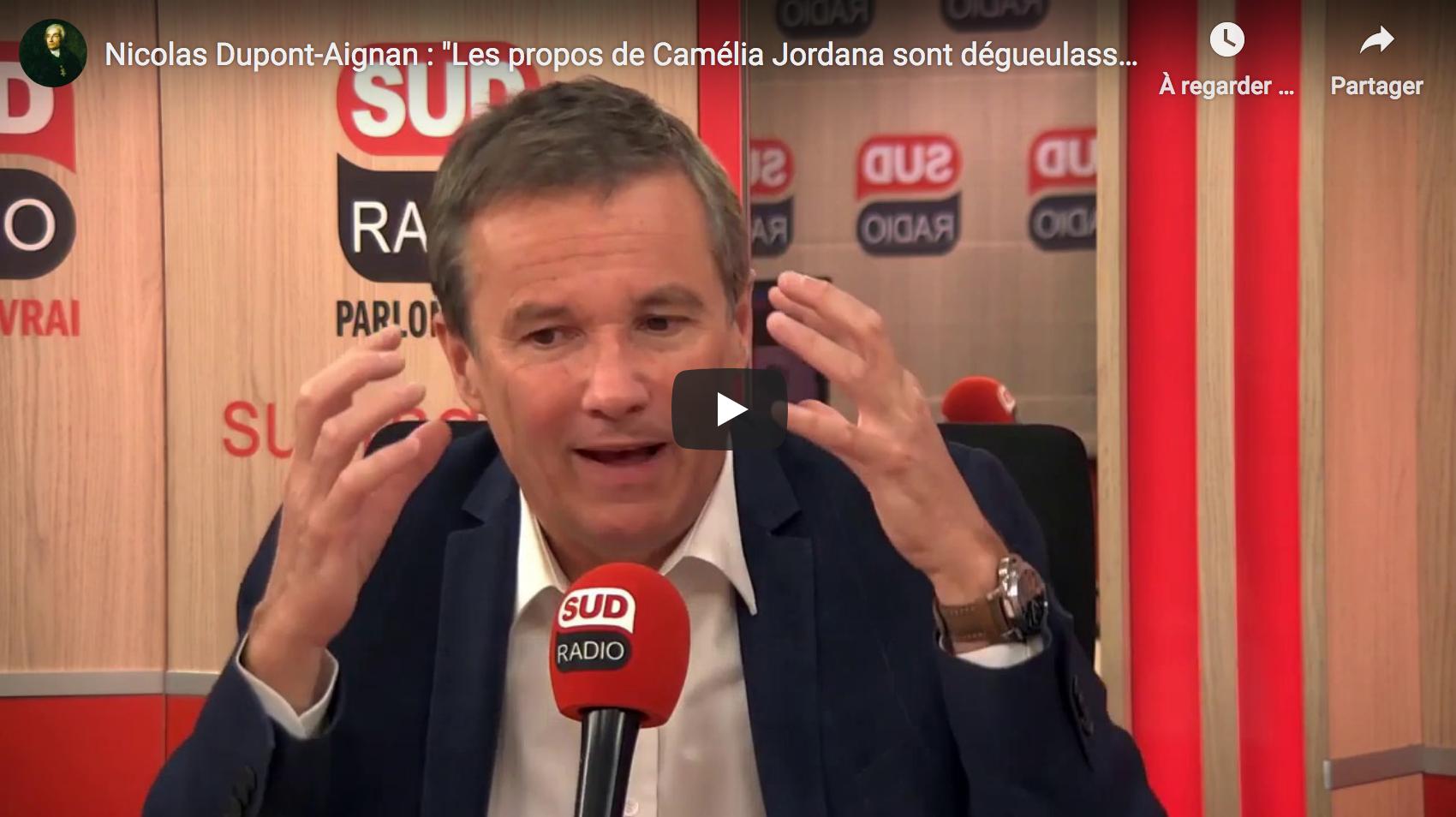 Traitement du Covid-19 : Nicolas Dupont-Aignan dénonce des «conflits d'intérêts au sommet» (VIDÉO)