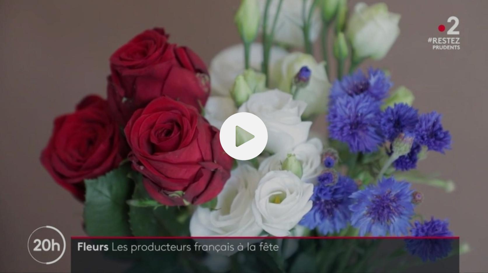 Confinement : les fleuristes s'approvisionnent davantage en France