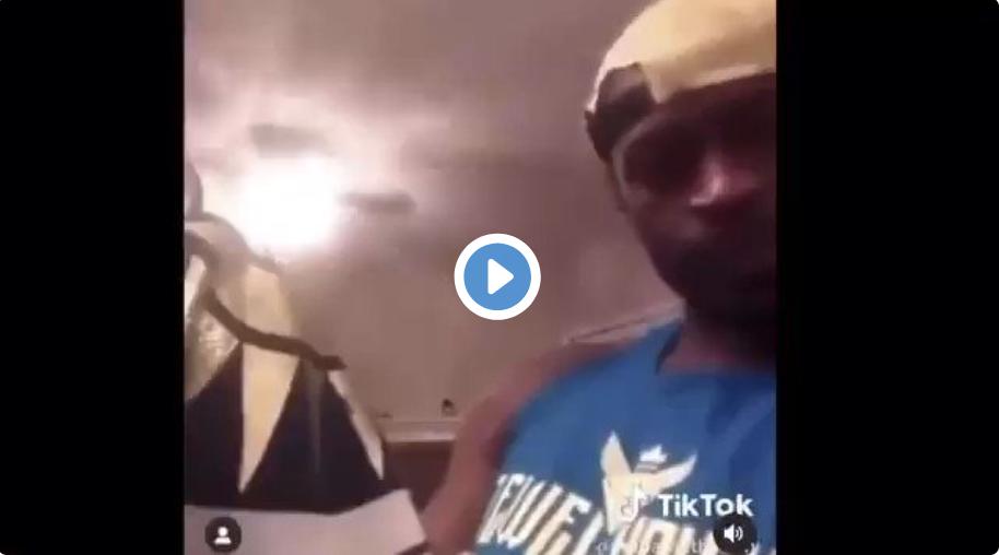 Une vidéo de George Floyd dénonçant la violence que subissent les Noirs de la part d'autres Noirs refait surface (VIDÉO)
