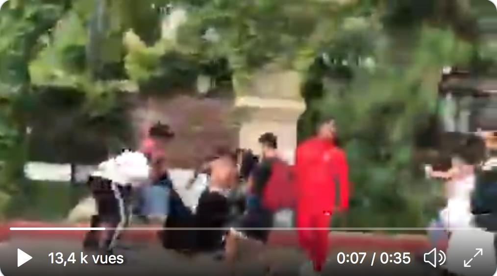 """Nouveau lynchage à 10 contre 1 par des """"Black Lives Matter"""" (VIDÉO)"""