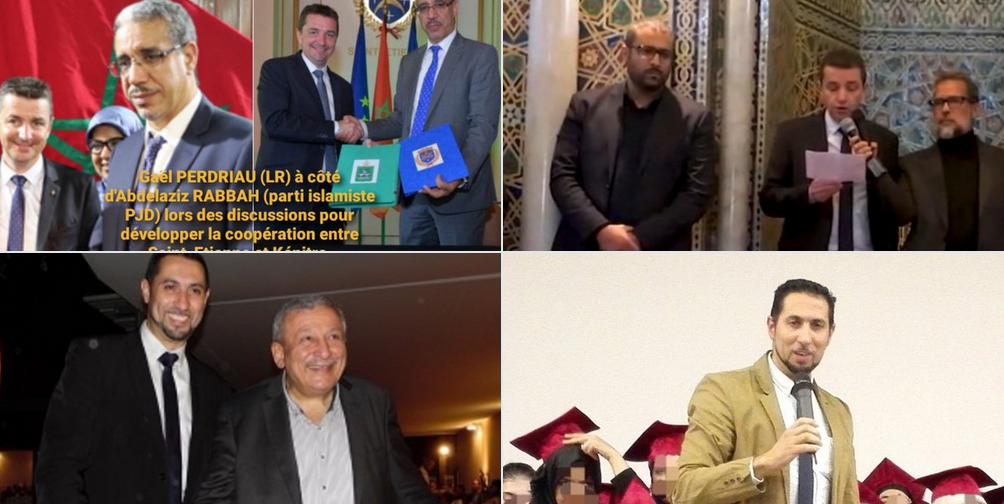 Gaël Perdriau, maire sortant LR de Saint-Étienne, a un faible pour les Frères musulmans