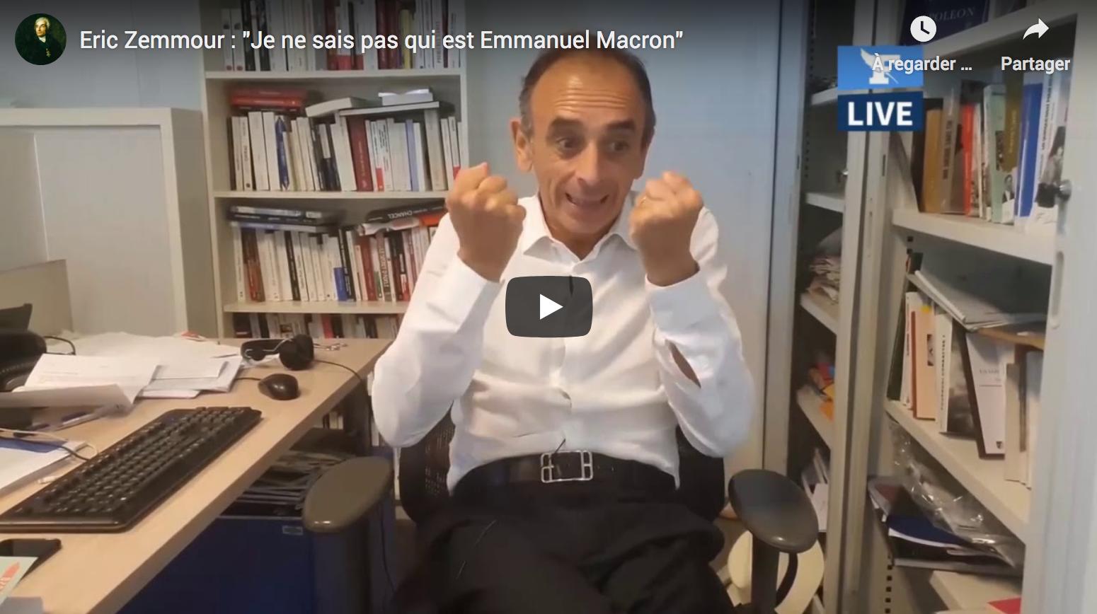 Éric Zemmour : « Éric Dupond-Moretti et Gérard Darmanin héritent de coquilles vides ! »